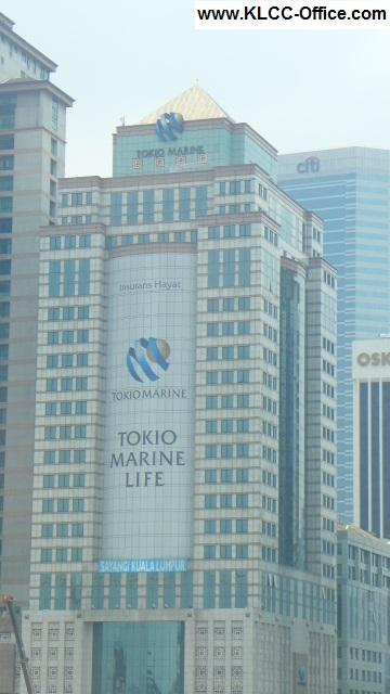 Menara Tokio Marine Life