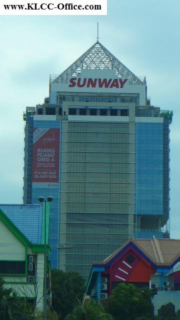 The Pinnacle Sunway Corporate Tower